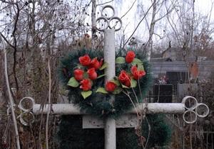 УГКЦ закликала вірян не приносити на цвинтарі пластикові квіти і вінки