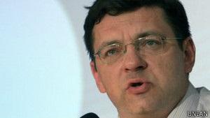 Одарич називає незаконним своє звільнення з посади мера Черкас