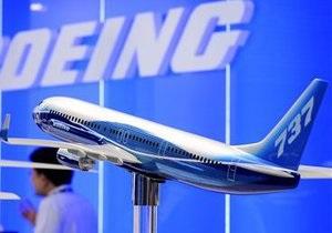 Boeing - новини авіації - Аерокосмічний гігант США збільшив прибуток на 20%