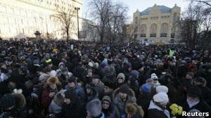 Правозахисники: громадянське суспільство в Росії переслідують