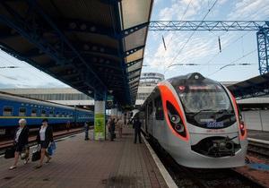 поезд киев харьков - жд билеты - УЗ добавляет Hyundai на маршрут Киев-Харьков