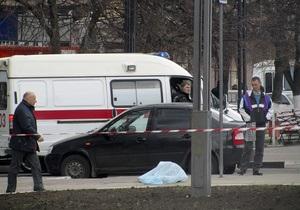 Бєлгород - стрілянина - жертви - затриманий