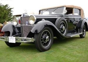 Німеччина - авто - виставка - розкіш - ретро авто - Bugatti