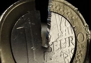 Економічна криза - євро - ЄС - Ъ: Слабкі економічні показники єврозони відлякують інвесторів