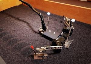 Новини науки - роботи - Інженери створили робота-черепаху