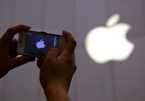 Квартальная прибыль Apple упала впервые за десятилетие