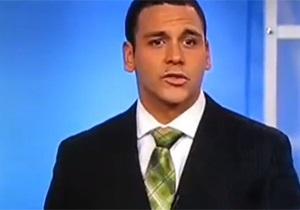 Вперше і востаннє: американський телеведучий вилаявся матом у прямому ефірі