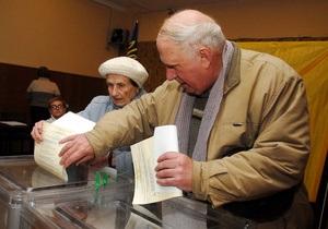 Рада - вибори - перевибори - Мін юст розробив законопроект про повторні вибори у п яти округах - Ъ