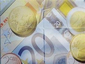 Євро втратив три копійки