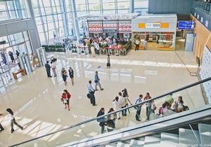 Пассажиропоток аэропорта Харьков на международных рейсах вырос на 62%