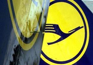 Lufthansa скасовує майже всі рейси через страйк