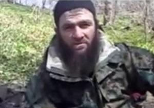 Силовики в Чечні не мають даних про зв язок Умарова з Царнаєвими