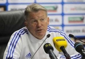 Блохін: Особисто я проти Об єднаного чемпіонату Росії й України
