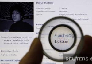 Вибухи в Бостоні - затримання Царнаєва: Мати братів Царнаєвих переконана, що її синів підставили