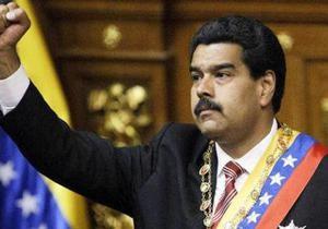 Непроханий гість перервав інавгурацію нового президента Венесуели