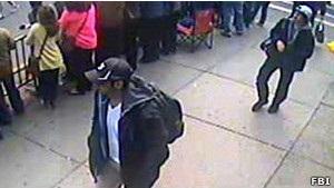 Новини США - Вибухи в Бостоні - ФБР оприлюднило фото підозрюваних у вибухах у Бостоні