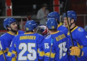 Сборная Украины по хоккею героически вырывает победу у фаворита группы