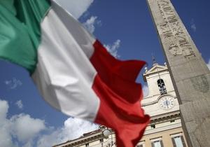 Президентські вибори в Італії: Один з депутатів проголосував за Муссоліні
