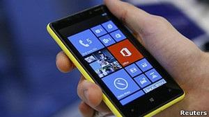 Nokia зменшує збитки завдяки Lumia