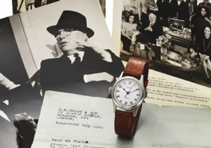 Годинник - аукціон - Чарлі Чаплін