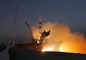 Росія - супутник - Байконур