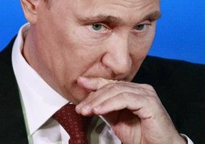 Путін потрапив у чорний список Фінляндії - Десятьом людям загрожує кримінальне покарання за включення Путіна в кримінальний реєстр Фінляндії