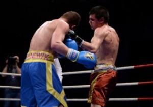 Украинские атаманы подали протест на поражение Беринчика