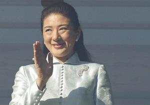 Японія - принцеса - візит