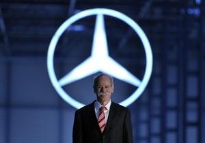 Daimler - EADS - Виробник Mercedes продасть частку в європейському аерокосмічному і оборонному концерні