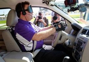ВВС: Чи зможуть сліпі водити машину