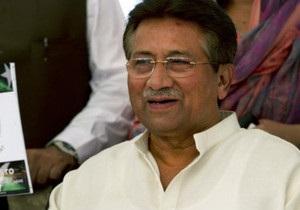 Мушаррафа відсторонили від участі у виборах в Пакистані