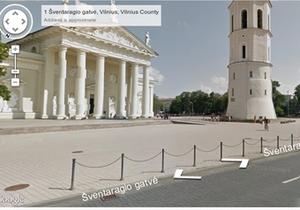 Новини Литви - Google Maps - У Литві податківці розшукують неплатників за допомогою карт Google