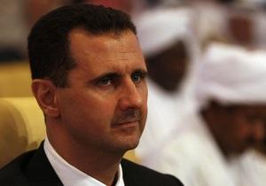 Асад здійснює свій план боротьби з кризою у Сирії