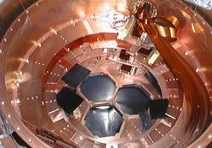 Новини науки - відкриття у фізиці - колайдер - темна матерія: Американські фізики отримали докази існування частинок темної матерії