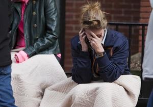 Новини США - Вибух у Бостоні - Як у кіно. Очевидці розповіли про вибухи в Бостоні