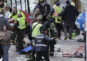 Новини США - Вибух в Бостоні - При вибухах в Бостоні постраждали щонайменше шість чоловік