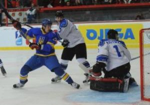 Сборная Украины разгромила Эстонию на чемпионате мира по хоккею