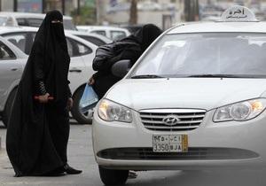 Саудівський принц висловився на підтримку ідеї дозволити жінкам водити машину