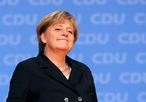 Ангела Меркель - відставка - вибори