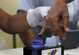Венесуела - вибори - Мадуро - перерахунок - голоси