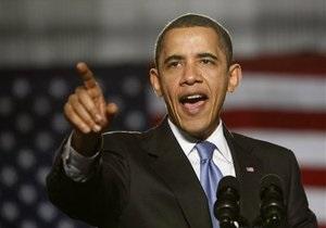 Барак Обама - доходи - США - Янукович - президент