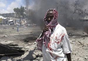 Новини Сомалі - Теракт - У Сомалі в результаті терактів загинули 34 людини