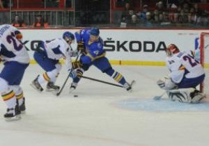 Украина стартовала на чемпионате мира по хоккею с разгрома Румынии