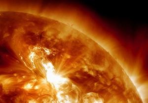 Сьогодні Землю накриє потужна сонячна буря