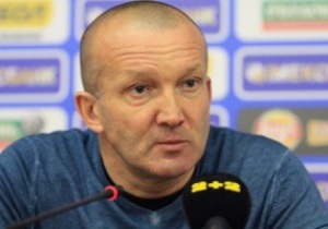Тренер Черноморца тоже недоволен судейством