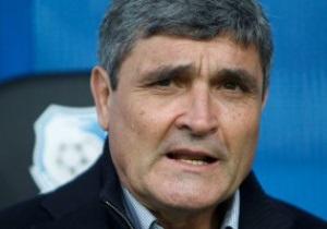 Украинский футбол не чист - тренер Днепра