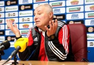 Тренер Волыни пожаловался на базы, поля и невыполненные обещания руководства