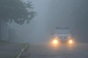 ДАІ - дороги в Україні - погода - ДАІ попереджає водіїв про складні погодні умови 12-13 квітня
