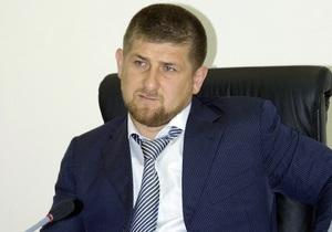 Кадиров закликав журналістів об'єктивно критикувати владу