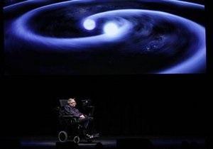 Стівен Хокінг - освоєння космосу